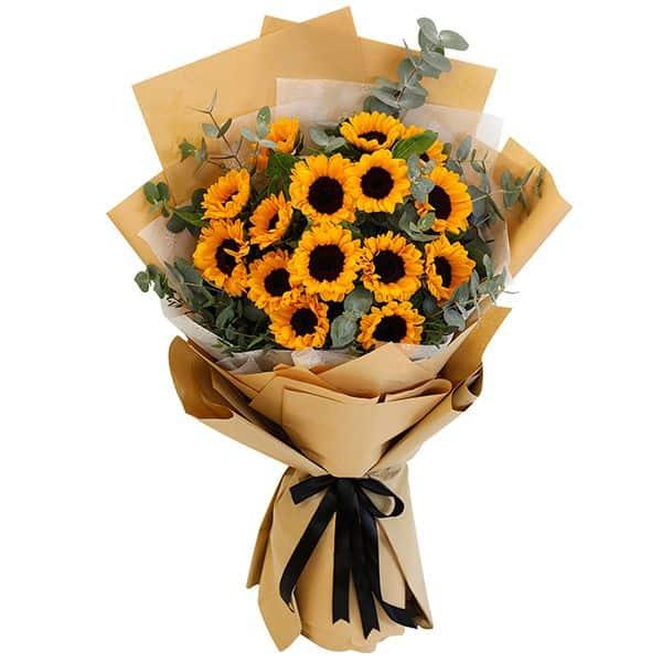 Tặng hoa hướng dương vào các dịp đặc biệt