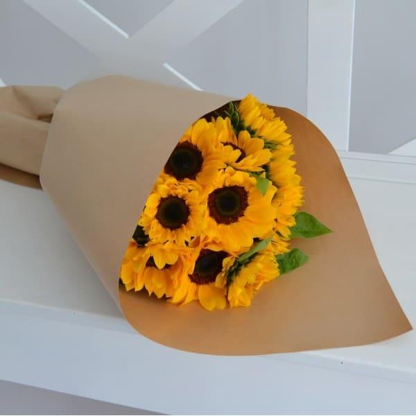 Bó hoa đơn giản nhưng ý nghĩa
