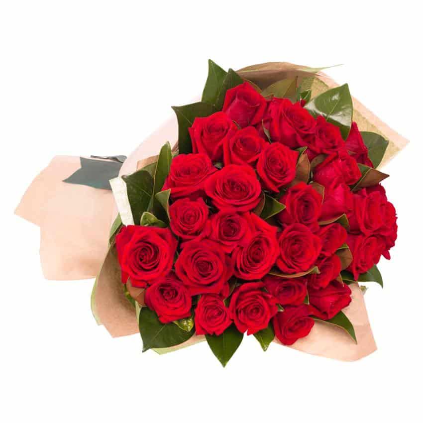 Ý nghĩa hoa hồng đỏ ngày Valentine