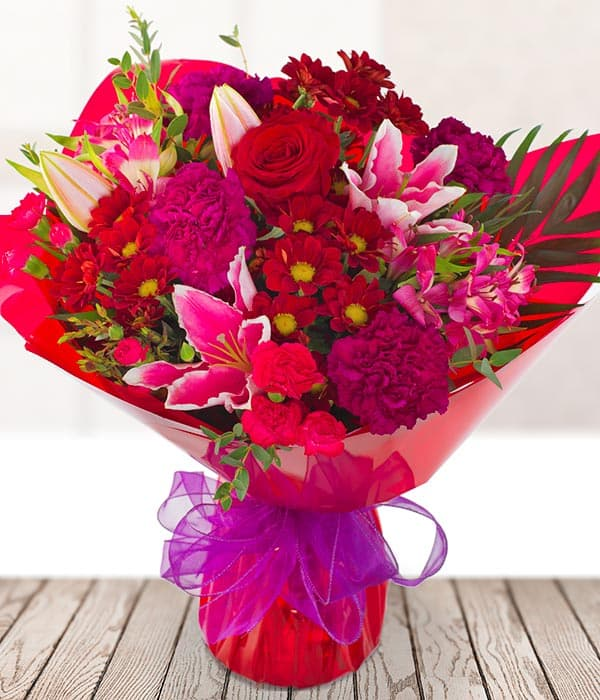 Bó hoa sinh nhất đẹp nhất, nổi nhất