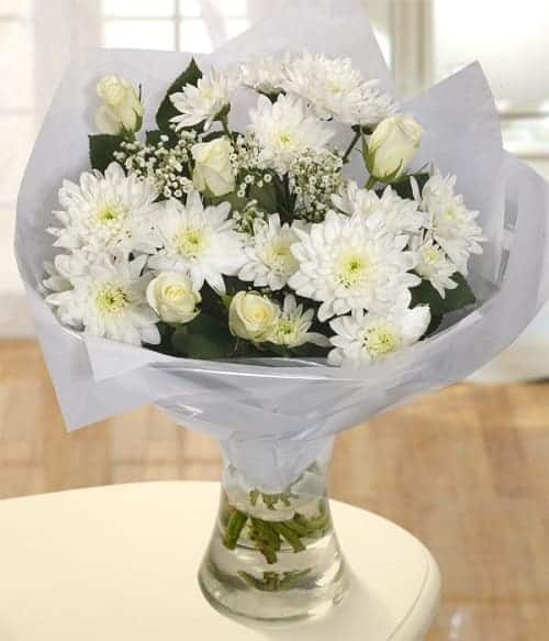 Hình ảnh bó hoa cúc đẹp nhất
