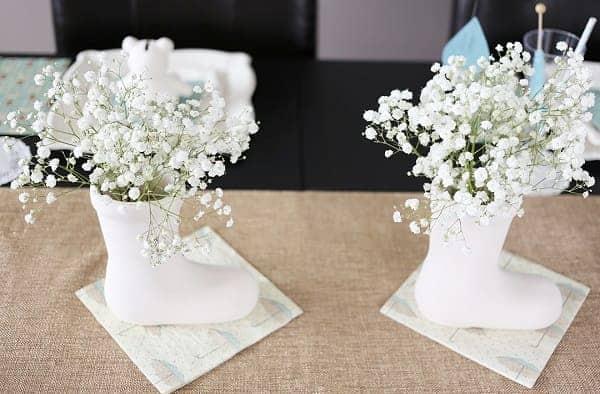 Hình ảnh hoa baby trắng đẹp