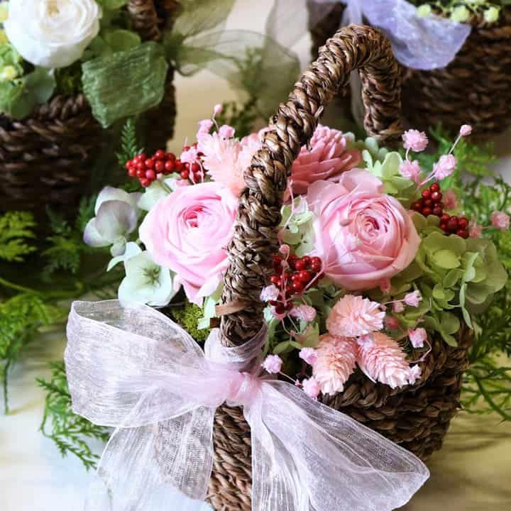 Giỏ hoa chúc mừng sinh nhật đặc biệt
