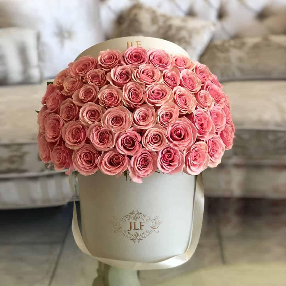 Bó hoa hồng cho ngày của mẹ